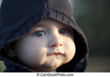 little boy - Sweet cute little boy