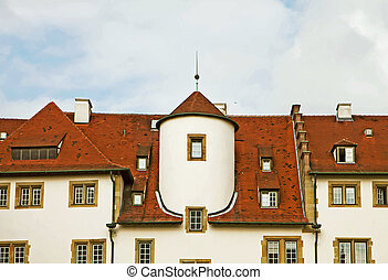 Stuttgart - Old Chancellery - The Old Chancellery Alte...