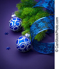 Christmas and New Year Decoration