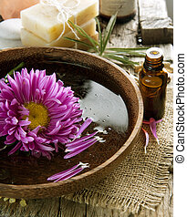 Aromatherapy Essential Oil Spa Treatment