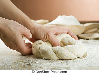 Kneading The Dough