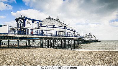 brighton pier - An image of the beautiful brighton pier