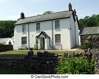 18th Century Farmhouse - An 18th century farmstead at St...