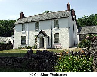 18th Century Farmhouse - An 18th century farmstead at St...