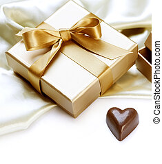 Valentine Gift Chocolate heart
