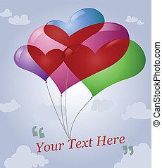 Loving Heart Balloon