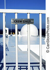 The Crew Only label