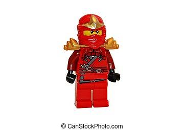 Ninja - Lego Ninja