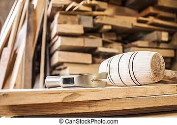 martillos, Carpintería