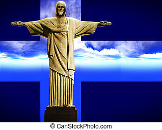 Jesus the Redeemer from Brazil