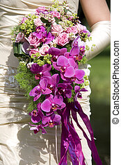 flowers - wedding bouquet