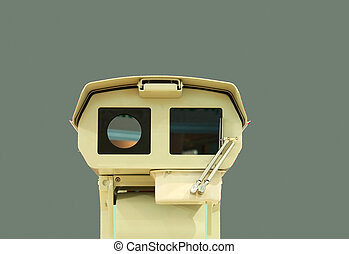 Thermal Imager - Device for detecting objects in infrared...