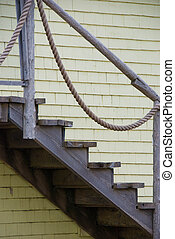 Maritime Staircase
