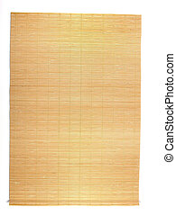 Chinese bamboo background with space for text or image - The...