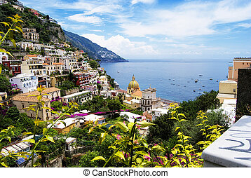 Positano Panoramic View