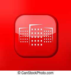 Vector version Real estate icon Eps 10 illustration Easy to...