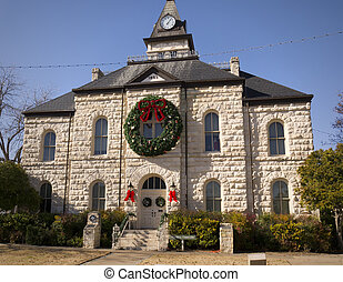 Christmas at Historic Court House - Historic Courthouse...