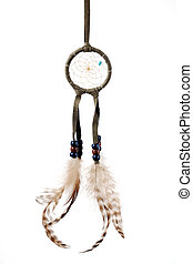 Dreamcatcher, Native American - Authentic Native American...