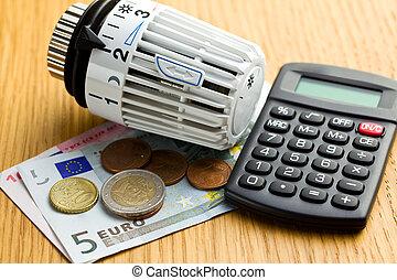 savings in heating