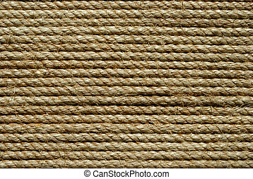 Wicker Texture - Fragment of wicker basket
