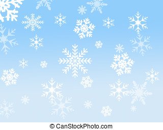 Snow flake design - Christmas snow flake design for...