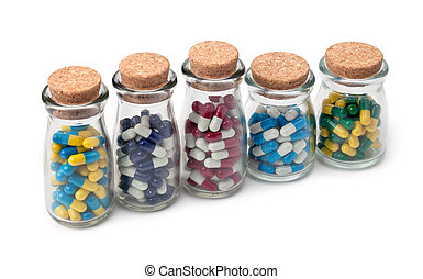 Jars of Pills
