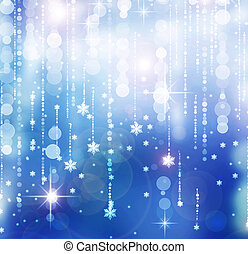 Christmas Abstract Background Winter Holidays illustration