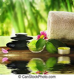 balneario, tratamiento