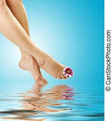 Spa Legs