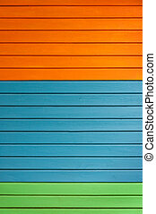 Background bright colored strips.