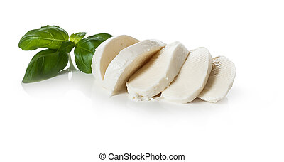 Sliced Mozarella