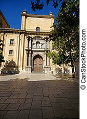Capilla Real - The Nasrid dynasty of Granada was the last...