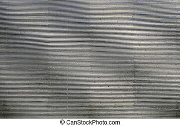 Background Of An Uneven Wooden Wall - Abstract Background...