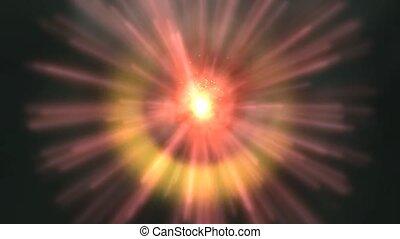 Cosmic Explosion