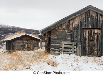 Cabin in Norway - Cabin in National Park Dovrefjell in...