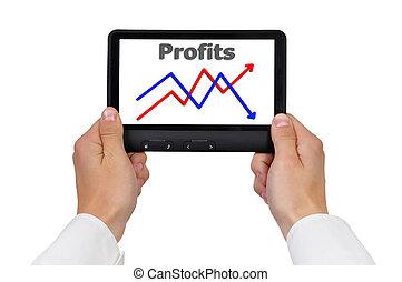 chart  profits
