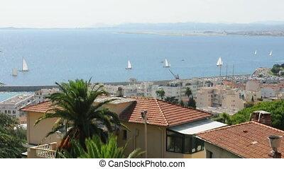 Panorama of Nice.