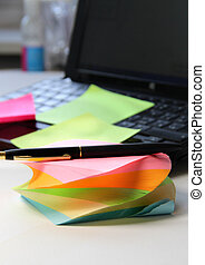 Office stationery - Mix of office stationery