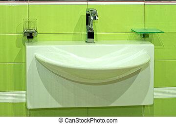 Green basin
