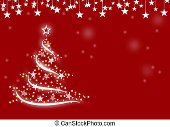 Merry Christmas background - Abstract background for...