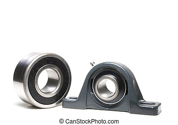 Bearings - A standard mechanical bearing used in various...