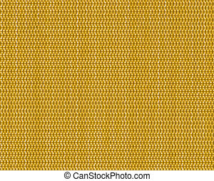 criss cross fabric texture detail - close up background of...