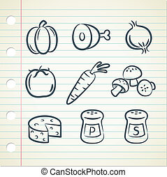 food ingredients icon