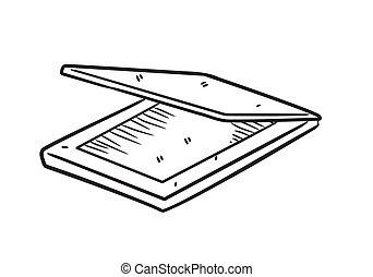 scanner doodle