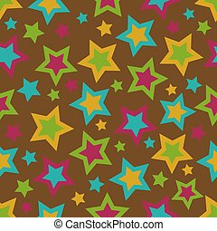Bold Stars Background - Stars background illustration in...