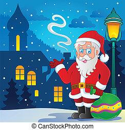 Santa Claus thematic image 7