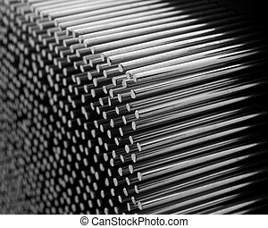 Rods - Stainless steel rods
