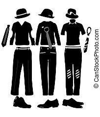 Clothes for man