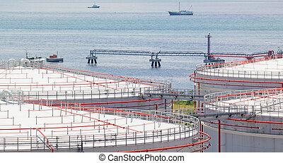 gas tank in hong kong