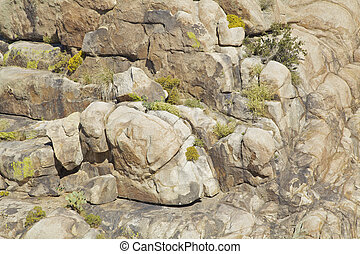 Granite Rock Background - a pattern background of granite...